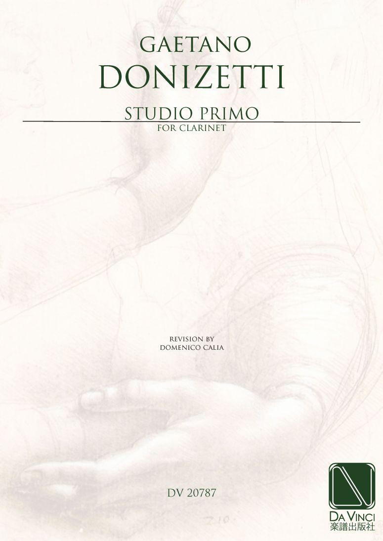 Donizetti Gaetano_Studio primo_DV
